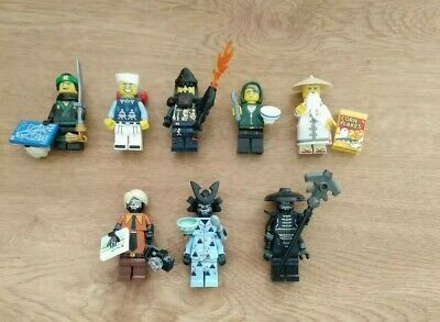 Authentic New LEGO Ninjago Movie GPL Tech Collectible Minifig #18