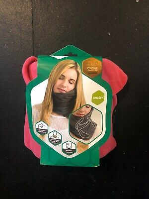 Trtl Soft Neck Support Travel Pillow Red
