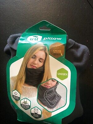 Trtl Soft Neck Support Travel Pillow Grey