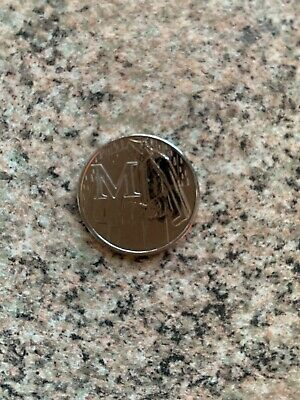 NEW A-Z 2018 ALPHABET 10p COIN HUNT-  LETTER M - MACINTOSH (UNCIRCULATED)~~