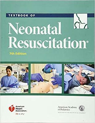 Textbook of Neonatal Resuscitation (NRP) {P.D.F} receiving after 30s