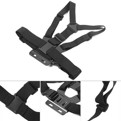 Mount kit Belt Chest Strap For Go pro Session/4/3/HD Sports Action Camera
