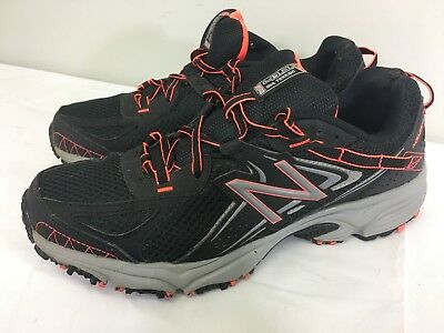 628fc32c5a900 New Balance Womens 411 V2 All Terrain Trail Hiking Shoes Black & Orange Sz  10