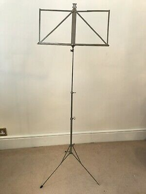 Music Stand Foldable for use as part of reading musical notes
