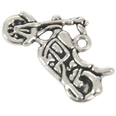 Packet 30 x Silver Tone Plated Metal Alloy Round Lobster Clasps 6 x 12mm HA11725