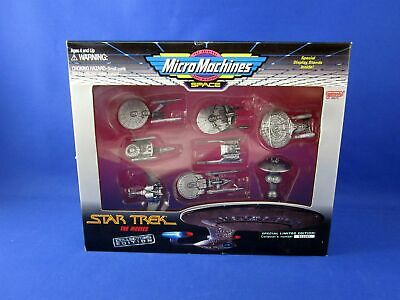 1995 Star Trek Micro Machines Space Television Series I Limited Edition 66072