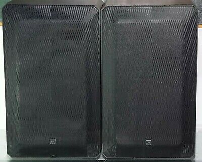 ADS L470 Audiophile Bookshelf Speakers Consecutive Serial#s Excellent Free Ship