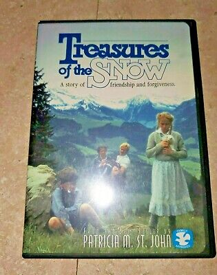 Treasures Of The Snow (DVD 2003) OOP Rare 1983 Patricia M. St. John