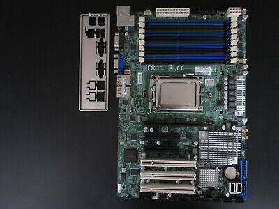 COMBO Supermicro H8SGL-F and AMD Opteron 6320 8 Core 2.8GHz G34 Motherboard