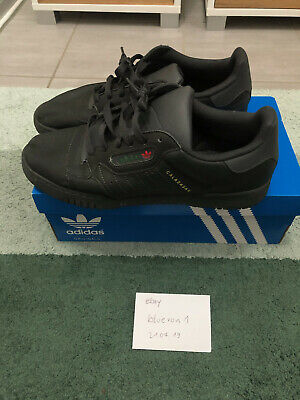 ADIDAS YEEZY POWERPHASE calabasas Gr. 42 23 US9 black