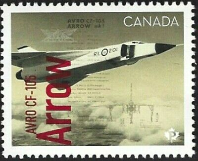 Canada  2019a  SINGLE STAMP -  CANADIANS IN FLIGHT     Brand New 2019  Issue