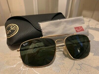 6e93c964a Ray-Ban Sunglasses The Colonel RB3560 001 Genuine brand new never worn