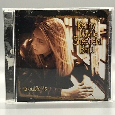 Trouble Is... by Kenny Wayne Shepherd Band (Used CD, 1997, Revolution)