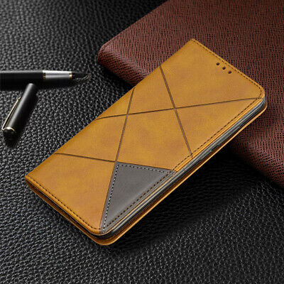 For Xiaomi Redmi 7A 7 Note 7 Pro Slim Flip PU Leather Magnetic Wallet Case Cover