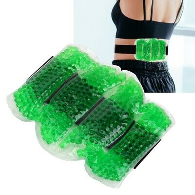 Reusable Hot Cold Gel Pack Ice Heat First Aid Kit Therapy Body Knee Pain Relief
