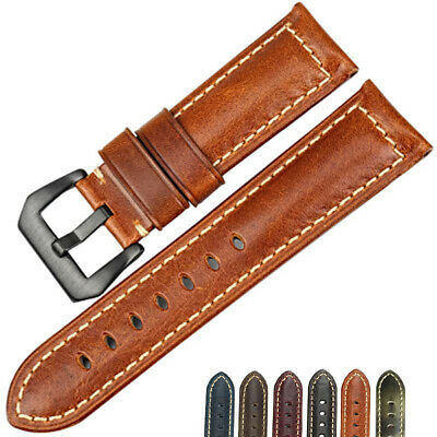 Adjustable Wrist watch Band Watch Strap Replacement 18/20/22/24/26mm Vintage