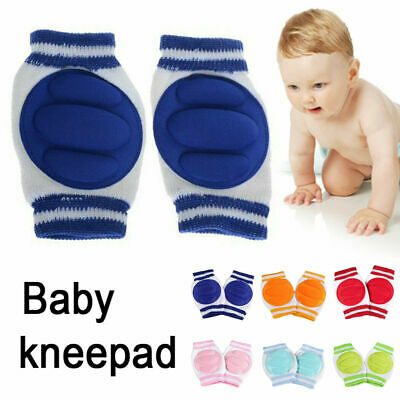 2x Baby Crawling Cushion Knee Pads Safety Infant Toddler Anti-slip Protector