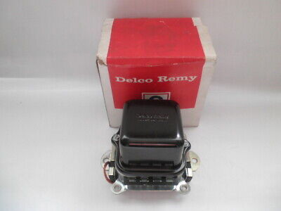 Delco Remy Regler 1119518 Regulator 24V spannung voltage