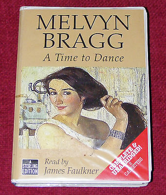 Audiobook A TIME TO DANCE Melvyn Bragg on 8 cassettes / unabridged Chivers