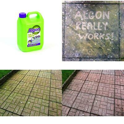 BEST Algon Organic Path And Patio Cleaner Concentrate 2.5l Algon May Be UK STOCK