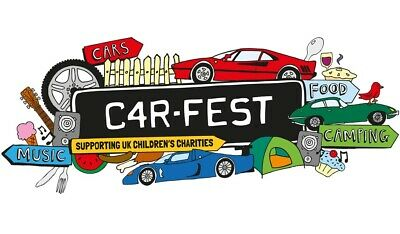 carfest north tickets - Family weekend Ticket (no Camping)