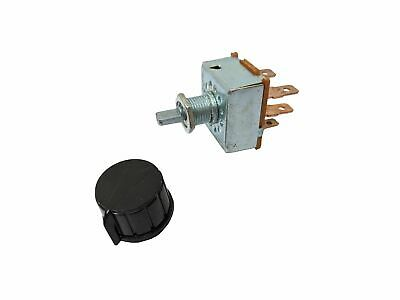 Heater Fan Blower Switch fits Bobcat CT225 CT230 CT235 319 320 321 322 323 324