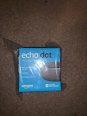 Echo Dot 3rd Gen (2 Pack)
