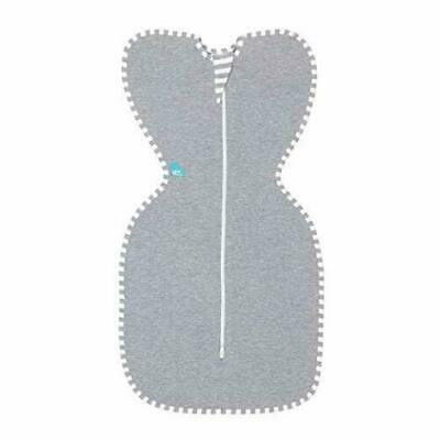 Love To Dream Swaddle UP, Gray, Small, 7-13 lbs,significantly better sleep