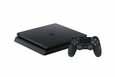 Sony Playstation 4 PS4 Slim 500GB Black Home Games Console CUH-2216A *UK SELLER*
