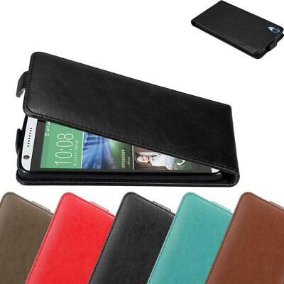 Case for HTC DESIRE 820 Protective FLIP Magnetic Phone Cover Etui