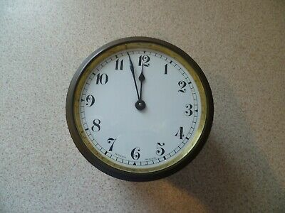 Vintage Buren Clock Movement for spares or repair