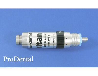 Star Titan 1 - 20,000 rpm Lube Free Fixed Back End Dental Handpiece Motor