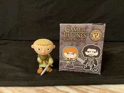 Game of Thrones FUNKO mystery Minis JAIME LANNISTER w/ Sword-Gold Hand Hot Topic