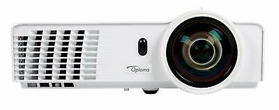 Optoma X305ST  Short Throw Projector  rrp £549 Brand New Sealed Box