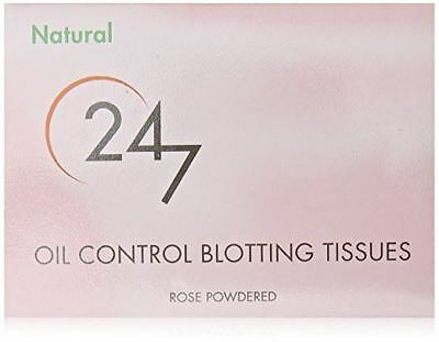 Zon Cosmedix Blotting Tissues, Rose, 65 Count