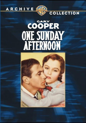ONE SUNDAY AFTERNOON / (FUL...-One Sunday Afternoon (1933) DVD NEW