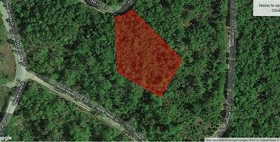 Wooded 0.57 Acre Lot in Beautiful Lake and Resort Area, Briaircliff, Arkansas