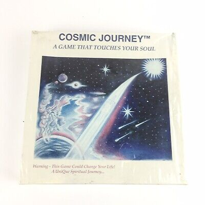 VTG 1995 Cosmic Journey - A Game That Touches Your Soul Board Game
