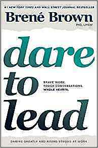 Dare to Lead: Brave Work By Brené Brown {P.D.F} receiving after 30s