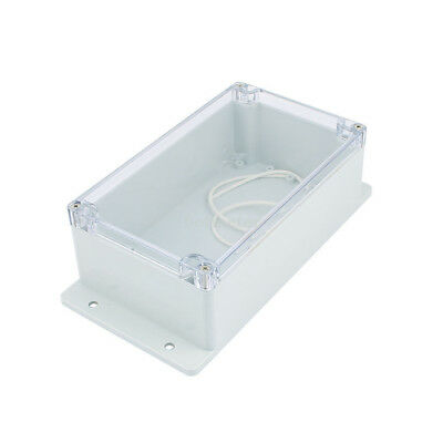 H● Dustproof IP65 Junction Box DIY Connection Enclosure Adaptable 192x112x67mm.
