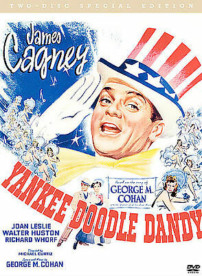 Yankee Doodle Dandy New Shrinkwrap Package Slipcover 2 Disc Special Edition Set