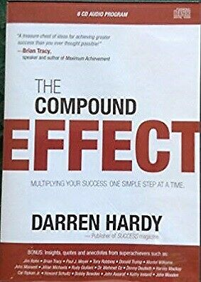 The Compound Effect By Darren hardy {P.D.F} receiving after 30s