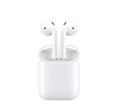 Apple AirPods with Charging Case White 1st Gen Read
