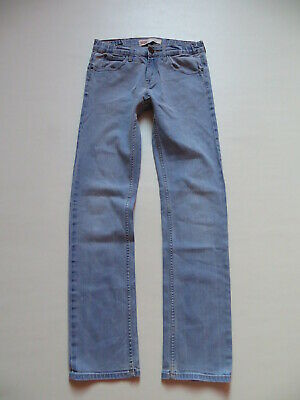 Levi's KIDS 511 Slim Fit Jeans Hose Gr. 16, W 29 /L 32, light wash, Stretch !