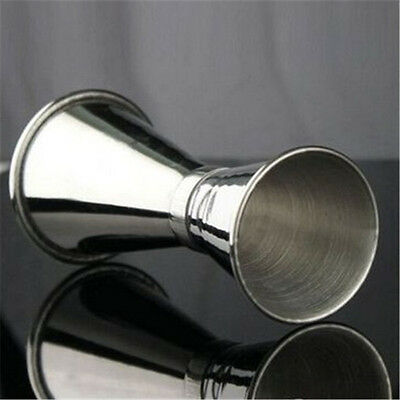 Jigger Single Double Shot Cocktail Wine Short Measure Cup Drink Bar For Party CN