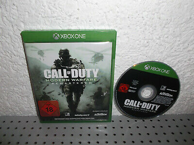 Call of Duty Modern Warfare Remastered Xbox One (USK18 sieheVersandhinweise)