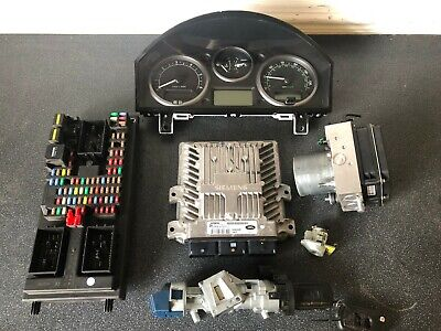 Genuine Land Rover Discovery 3 Tdv6 2005-2009 Manual Ecu Set Nnn500560 Dv54