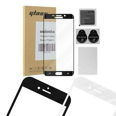 Screen Protector for Samsung Galaxy S6 EDGE Full Cover Tempered Glas Film 9H