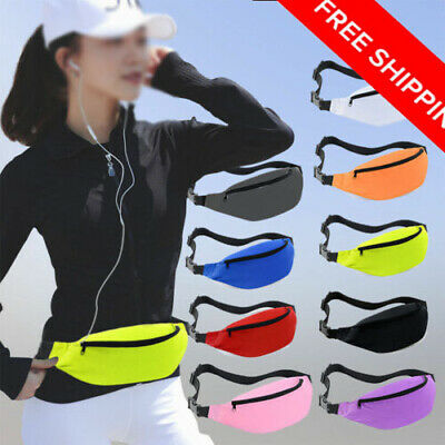 Bum Bag Fanny Pack Pouch Travel Festival Waist Belts Holiday  Small Money Wallet