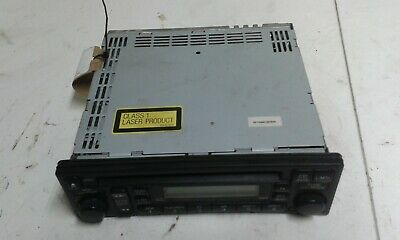 Honda Crv Cr-V  2.2 Diesel 2006 Stereo Cd Player Ektww001227Ew Head Unit